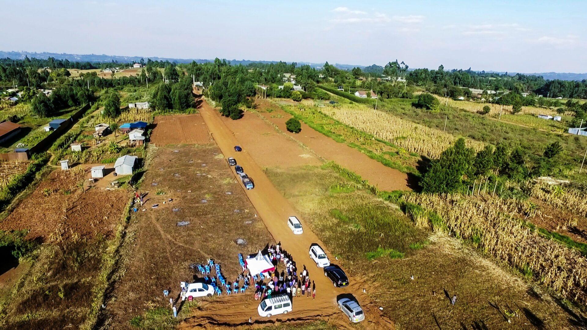 50×100 plots Near Kamangu gardens